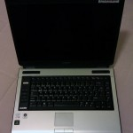 My laptop - Toshiba Satellite A100-01Q